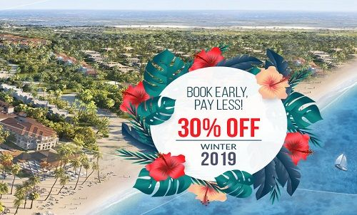 BOOK EARLY, PAY LESS!